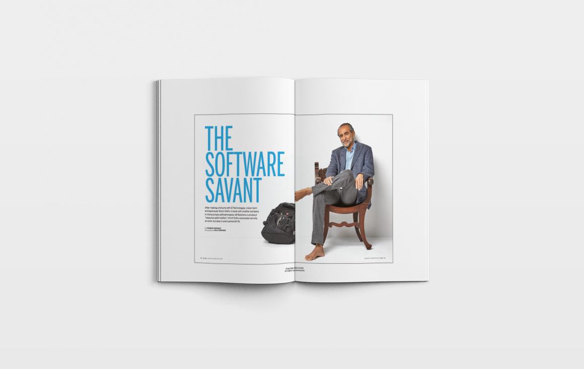 Sanjiv Sidhu: Software Savant